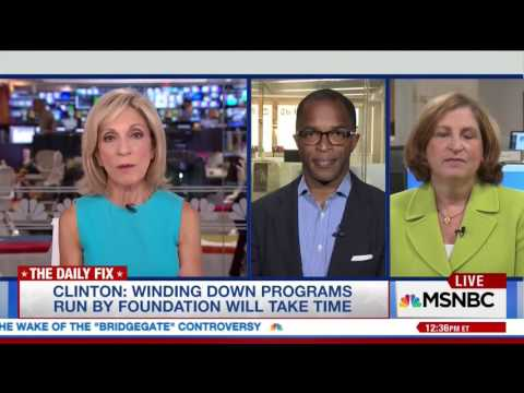 """WaPo's Ruth Marcus: There Are """"Mixed Motives"""" To Clinton's Meetings With Clinton Foundation Donors"""