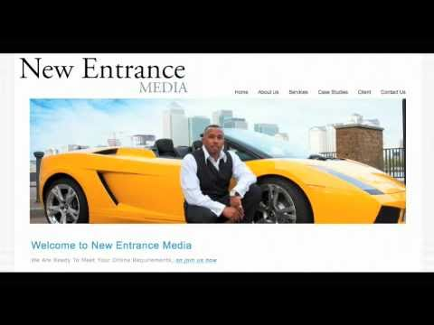 Get Publicity Through Newentrance.co.uk - New Entrance Media Public Relations Agency