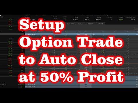 Setup tastyworks for beginner option trading