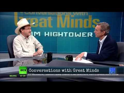 Great Minds P1 - Jim Hightower - Is populism different than progressivism?
