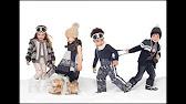 фирма шалуны зимняя детская одежда - YouTube