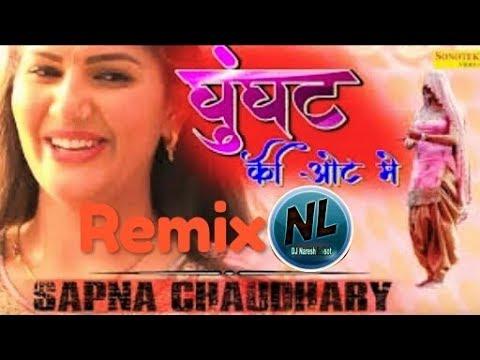 Ghunghat Ki Oth - Remix   New Haryanvi Song   Sapna Choudhary