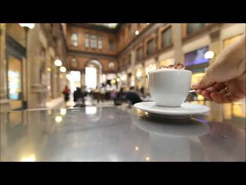 Cafe sounds, coffee