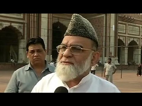 Am inviting Pakistani premier but not PM Modi, says Shahi Imam