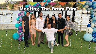 Spending A Day With The Bramfam!