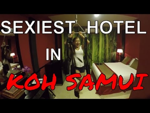 Koh Samui SEXIEST Hotel in Thailand! | Vlog 019