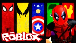Roblox → MARVEL and DC FACTORY! -Cartoon Tycoon 2 🎮