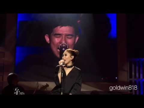 [Unplugged] Sarah Geronimo - The Great Unknown (with Hale)