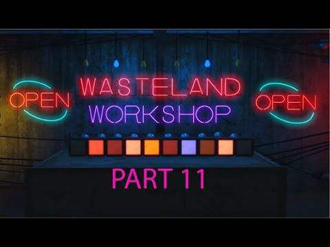 Part 11 Wasteland Workshop DLC Attempts   Arena Fun  