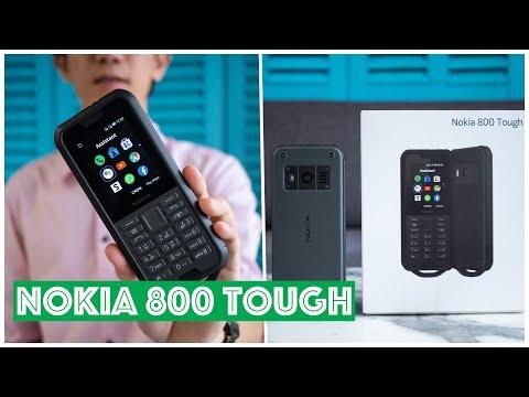 Nokia 800 Tough Unboxing: 2.490.000 VNĐ = 108$ | Unbox LKCN