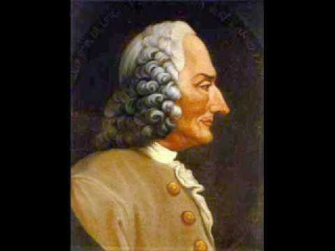 Jean Philippe Rameau, Gavotte with 6 variations on piano