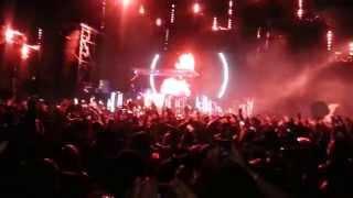 David Guetta - Titanium live Electric zoo 2014