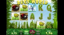 BUGS WORLD +BONUS GAMES! +WIN! +FREE SPINS! online free slot SLOTSCOCKTAIL isoftbet