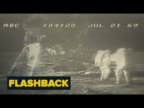 Apollo 11 Lunar Landing | Flashback | NBC News