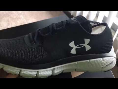 Under Armour Men's Speedform Fortis 2.1 Running-Shoes - YouTube