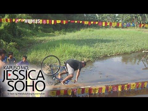 Kapuso Mo, Jessica Soho: Bisikleta ko... hala nahulog!