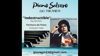 Indestructible - (ray barretto) piano ...