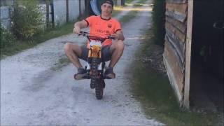 POCKET BIKE - bike life ! Wheels, Stunts.