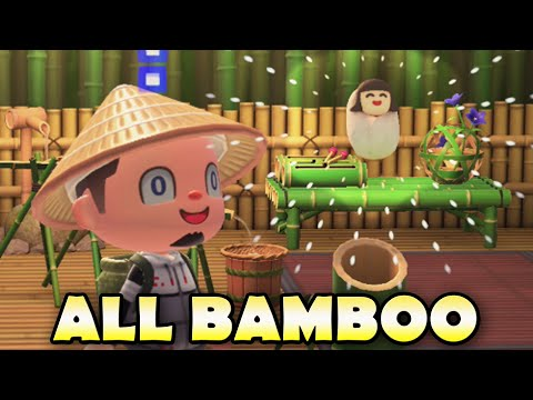 🎍 ALL BAMBOO