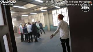 [RUS SUB][BANGTAN BOMB] Welcome to BTS Class, Mr. Camera!
