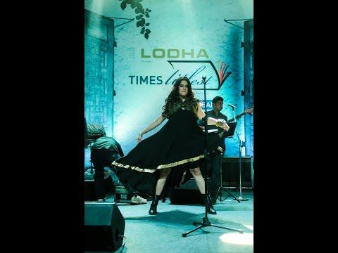 Sona Mohapatra - Piya Re LIVE at the Literary Festival Mumbai