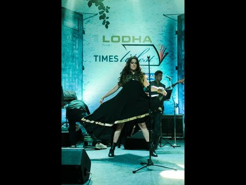 Sona Mohapatra - Piya Re LIVE at the Literary Festival Mumbai