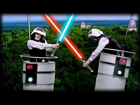 Star Wars Battlefront 2  Funny Gameplay Moments RETURN OF THE YAVIN 😎