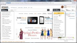 Amazon.com. Урок #2. Регистрация.