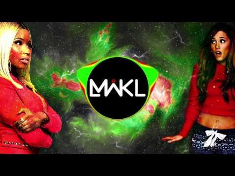 ARIANA GRANDE & NICKI MINAJ - Side To Side (Reggae Refix)