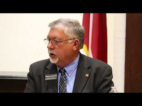 Stanley Townsend Supports bring Marta Buses to Cherokee