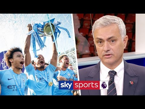 Jose Mourinho makes his Premier League title prediction 🏆 | Super Sunday