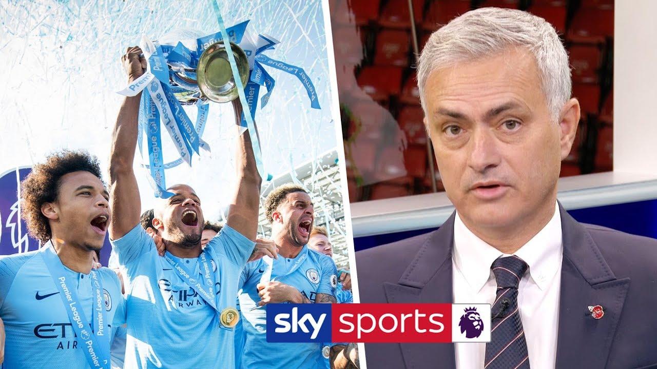 Jose Mourinho makes his Premier League title prediction