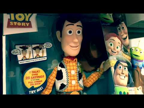 Buzz Lightyear & Woody Playtime Sheriff From Toy Story 4