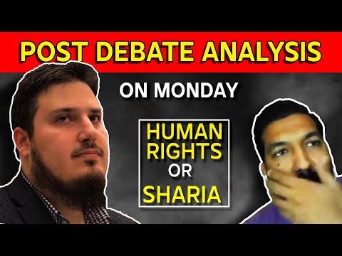 Post-Debate Analysis - Haqiqatjou vs. Sultan   Sharia vs. Human Rights