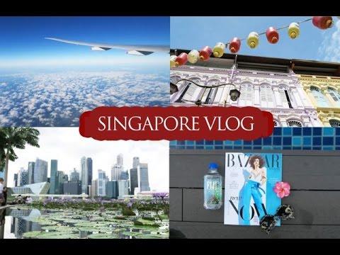 Travel Vlog | Singapore