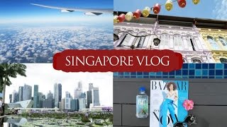 Travel Vlog | Singapore