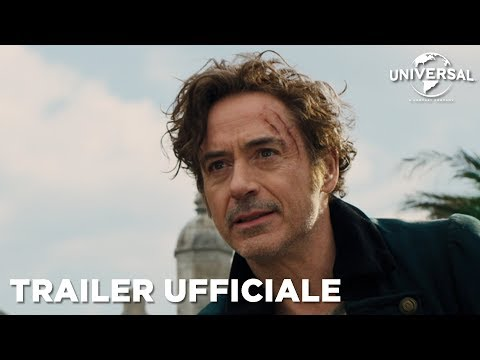 Dolittle – Trailer italiano ufficiale (Universal Pictures) HD