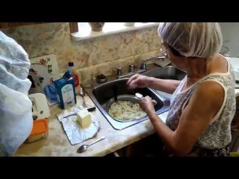 How to make polish perogies