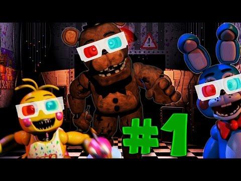 НОВОТО ПРИКЛЮЧЕНИЕ ЗАПОЧВА! | Five Nights at Freddy's 2 (Нощ 1 и 2)