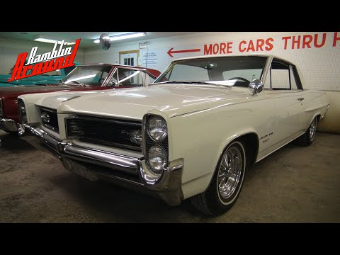 1964 Pontiac Grand Prix 389 V8 At Country Classic Cars