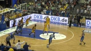 DEUTSCHE BANK SKYLINERS Play of the Game Berlin Halbfinale #4