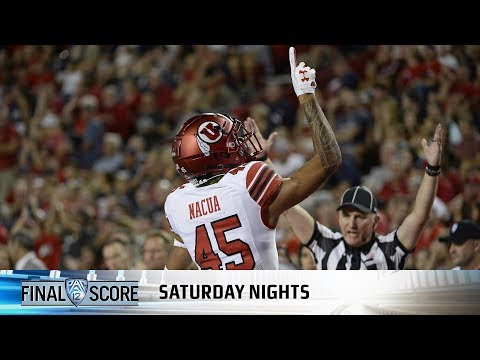 Highlights: No. 23 Utah football opens Pac-12 play with win over Arizona