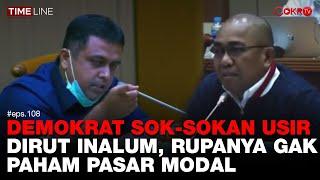 Denny Siregar: DEMOKRAT SOK-SOKAN USIR DIRUT INALUM, RUPANYA GAK PAHAM PASAR MODAL