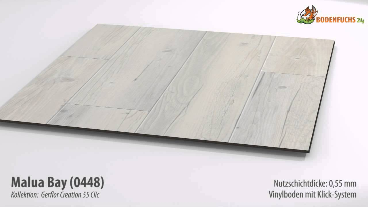 Gerflor Creation 55 Clic - Malua Bay 0448 - Klick-Vinylboden Auf