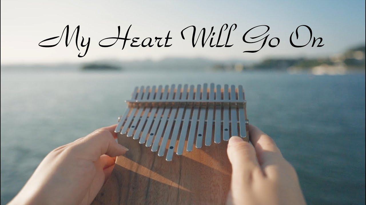 My Heart Will Go On (Titanic) - Kalimba Cover - YouTube