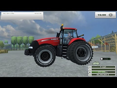 Edit the mod in Farming simulater 2013 !!