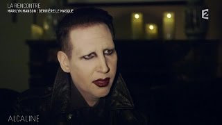 Alcaline, le Mag : Marilyn Manson, la rencontre