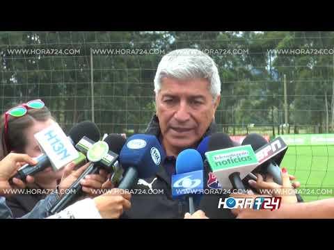 """Junior es un equipo difícil, pero no es invencible"": Octavio Zambrano, DT del DIM from YouTube · Duration:  2 minutes 36 seconds"