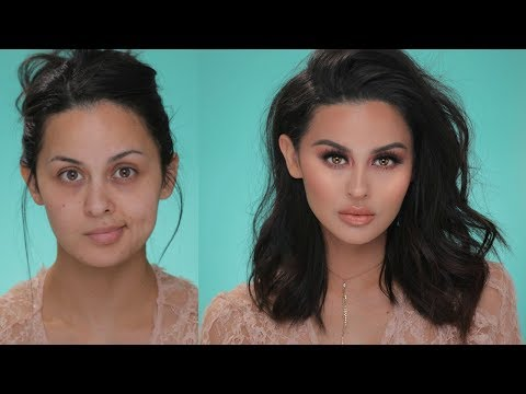 Full Coverage Spring Makeup Tutorial 2018