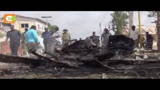 At least seven killed in attack on peacekeepers' base in Somalia